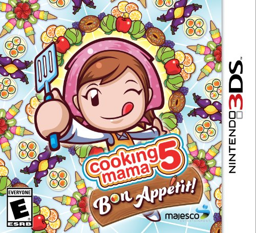 Cooking Mama 5 - Bon Appetit!