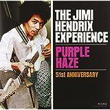 The Jimi Hendrix Experience: Purple Haze (51st Anniversary) [Vinyl]