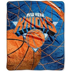 New York Knicks Plush Blanket by Northwest
