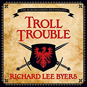 Troll Trouble Audiobook