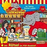 Folge 124 - Benjamin Blümchen im Tante-Emma-Laden
