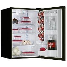 Danby DAR440BL 4.4-Cubic Foot Designer Compact All Refrigerator, Black