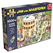 "Jan Van Haasteren - The Escape! - 1000 Piece Jigsaw Puzzle ""new December 2014"""