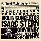 Mendelssohn: Concerto In E/Tchaikovsky: Concerto In D
