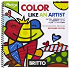 P'Kolino Britto Color Like an Artist - Coloring Book