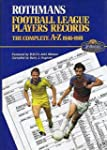 Rothman's Football League Players' Re...