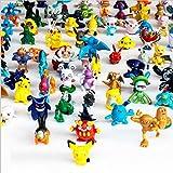 POKEMON Complete Set Pokemon Action Figures (144 Piece)