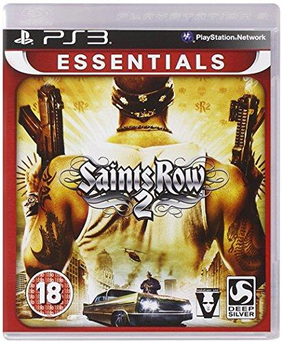 Saints Row 2: PlayStation 3 Essentials [Edizione: Regno Unito]