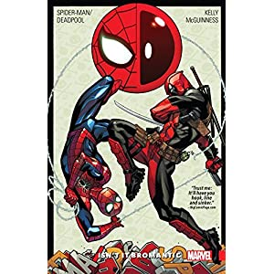 Spider-Man/Deadpool Vol. 1: Isn't It Bromantic (Spider-Man/Deadpool (2016-))
