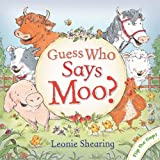 img - for Guess Who Says Moo? (My Little Riddle Book) book / textbook / text book