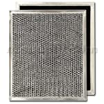 Aluminum/Carbon Range Hood Filter - 8...