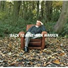 Back to Mine - Nick Warren