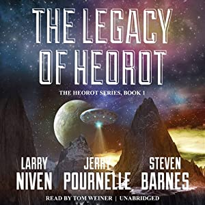 The Legacy of Heorot | [Larry Niven, Jerry Pournelle, Steven Barnes]
