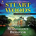 Scandalous Behavior: A Stone Barrington Novel, Book 36 Audiobook by Stuart Woods Narrated by Tony Roberts