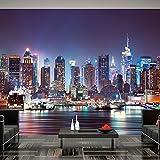 Vlies Fototapete 250x175 cm - 3 Farben zur Auswahl -