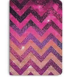 DailyObjects Arts Chevron Water Galaxy A5 Notebook Plain