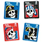 Puzzles � faire glisser Pirates - Lot...