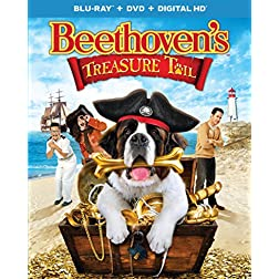 Beethoven's Treasure Tail [Blu-ray]