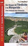 echange, troc FFRandonnée - Des gorges de l'Ardèche à la Margeride