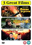 echange, troc Missing In Action/Missing In Action 2 - The Beginning/The Delta Force [Import anglais]