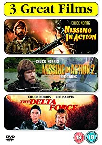 Missing In Action/Missing In Action 2/Delta Force [DVD]
