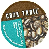 Caza Trail Source Fair Trade Organic Single Serve Cup for Keurig K-Cup Brewers, Guatelmalan, 52 Count