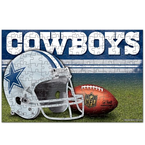 61gIRbnh14L Cheap Price Dallas Cowboys 150 Piece Puzzle