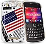 Accessory Master Hybrid Case for Blackberry Curve 9360