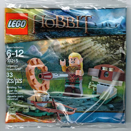LEGO The Hobbit Legolas Greenleaf Mini Set #30215 [Bagged]