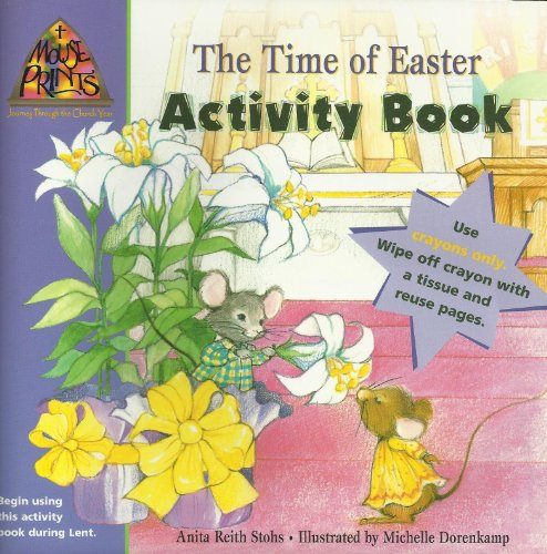 The Time of Easter Activity Book, Anita Reith Stohs