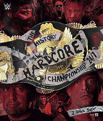 Wwe: History of Wwe Hardcore Championship: 24/7 [Blu-ray] [Import]