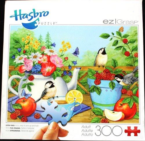 Hasbro EZ Grasp Puzzle - Hummingbird Picnic - 1