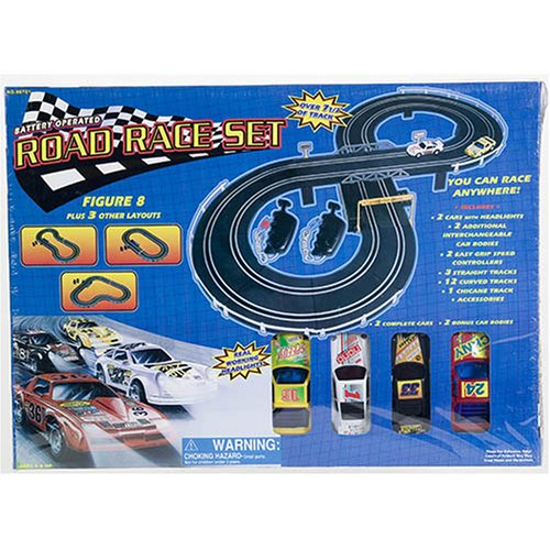 Battery Operated Road Race Set - Buy Battery Operated Road Race Set - Purchase Battery Operated Road Race Set (Battery Operated Road Race, Toys & Games,Categories,Play Vehicles,Vehicle Playsets)