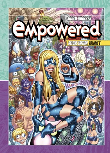 Empowered Deluxe Edition Volume 1