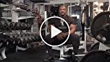 Body building tips: How to build muscle with Ronnie...