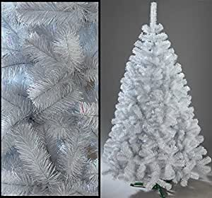 Elegant White Christmas Tree Handmade Artificial Tree Fir