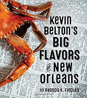Book Cover: Kevin Belton's Big Flavors of New Orleans