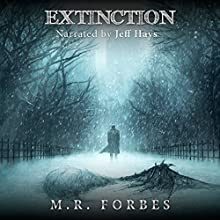 Extinction: The Divine, Book 7 Audiobook by M.R. Forbes Narrated by Jeff Hays