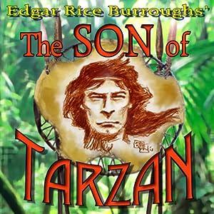 The Son of Tarzan Audiobook