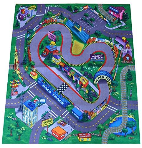 Race Car Tracks