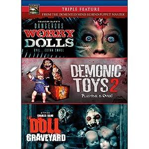 Deadly Dolls Triple Feature