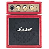 echange, troc Marshall Amp MS2 Mini Amp: Red [import anglais]