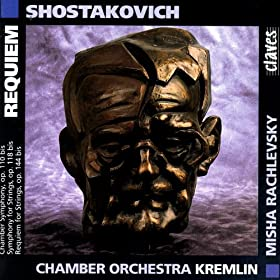 Shostakovich: Music for String Orchestra