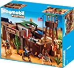 Playmobil 5245 - Fortino Western
