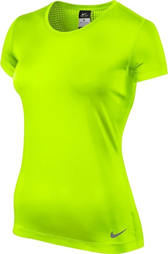 Nike Women's Pro Hypercool Short Sleeves Top