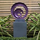 Modern Excel Abstract Garden Sculpture - Large Statues