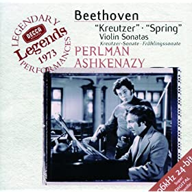 "Beethoven: Sonata for Violin and Piano No.5 in F, Op.24 - ""Spring"" - 1. Allegro"