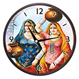 Wall Clocks - Printland Pottery Wall Clock