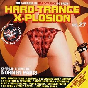 Hard-Trance X-Plosion Vol. 27