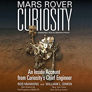 Mars Rover Curiosity Audiobook | Rob Manning, William L ...